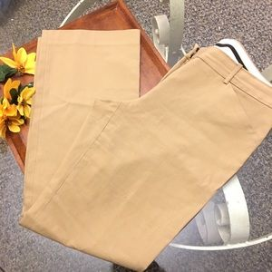 Theory khaki pants